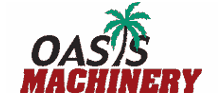Oasis Machinery Tools and Parts